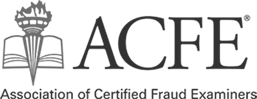 Logo of the ACFE