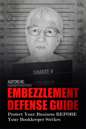 The Embezzlement Defense Guide